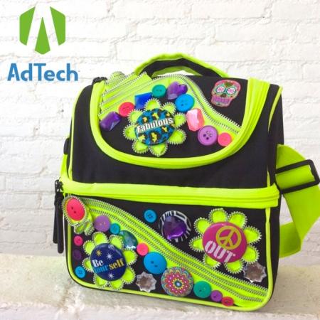 Embellished Lunch Bag