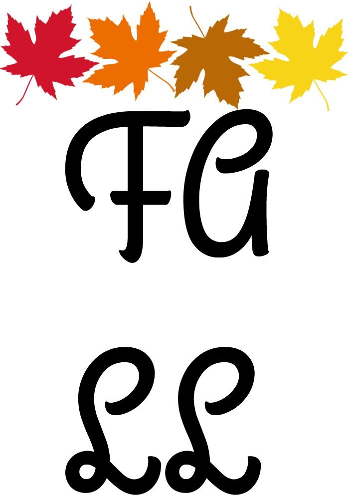 fall banner template