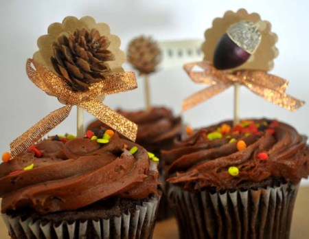 Thanksgiving Cupcakes Photo A